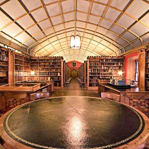 Magdalen College Old Library  Oxford UK  For Reading
