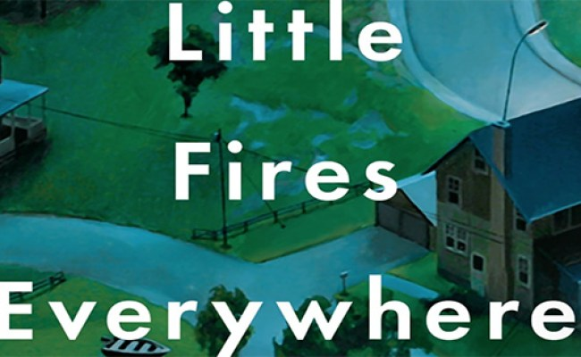 Little Fires Everywhere To Be Adapted For Television For