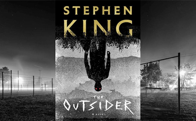 Listen To An Excerpt Of Stephen King S The Outsider For