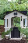 Cottage Playhouse Makeover
