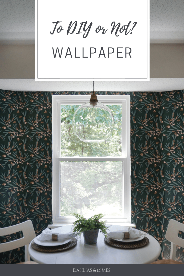 wallpaper diy