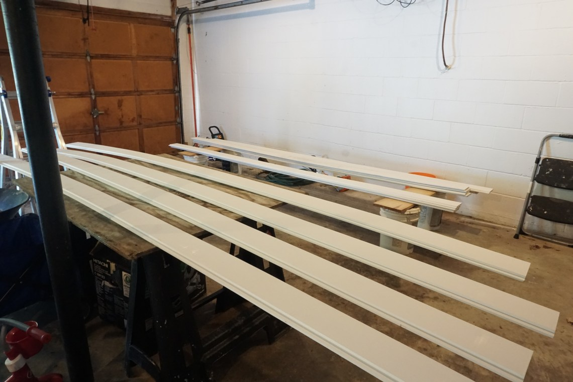 preprimed shiplap boards