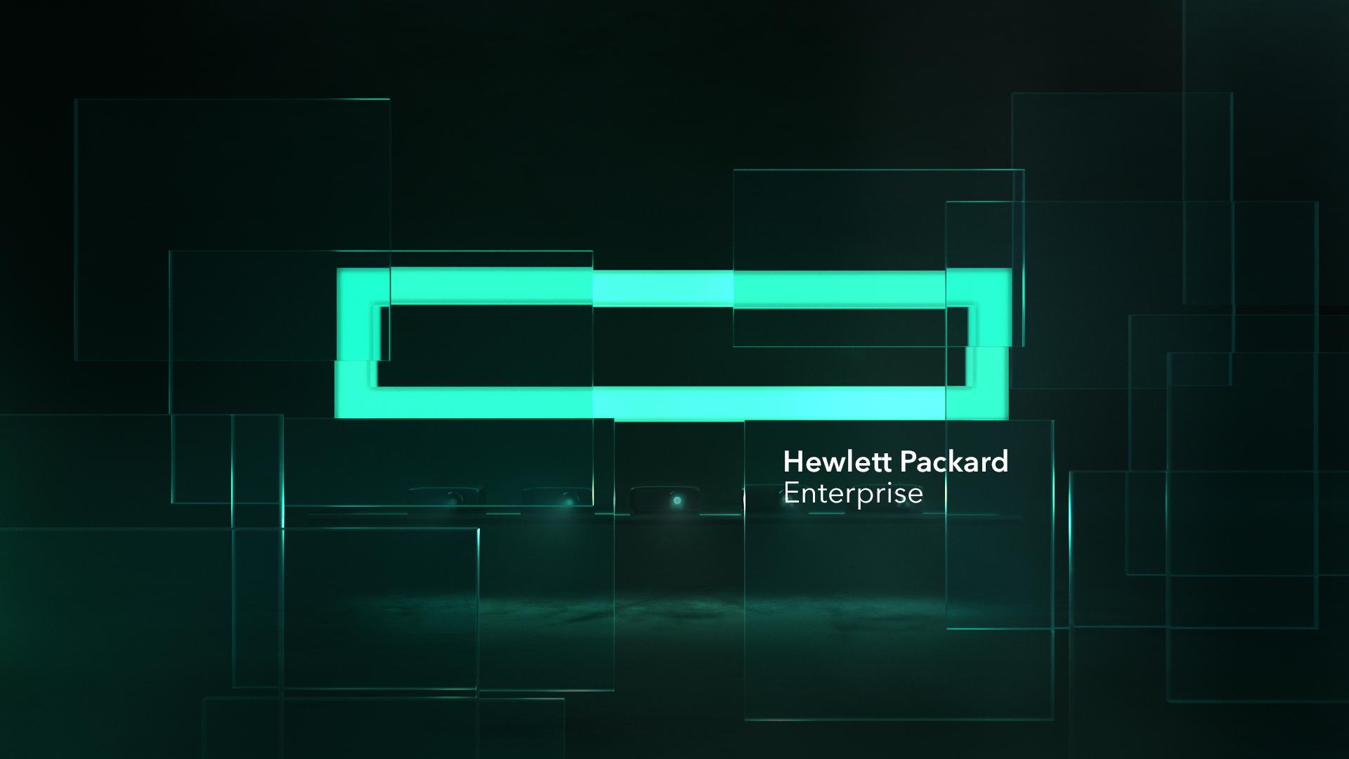 Hewlett Packard Enterprise  FORRESTHOGG