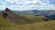 alpine tundra on Uncompahgre Peak
