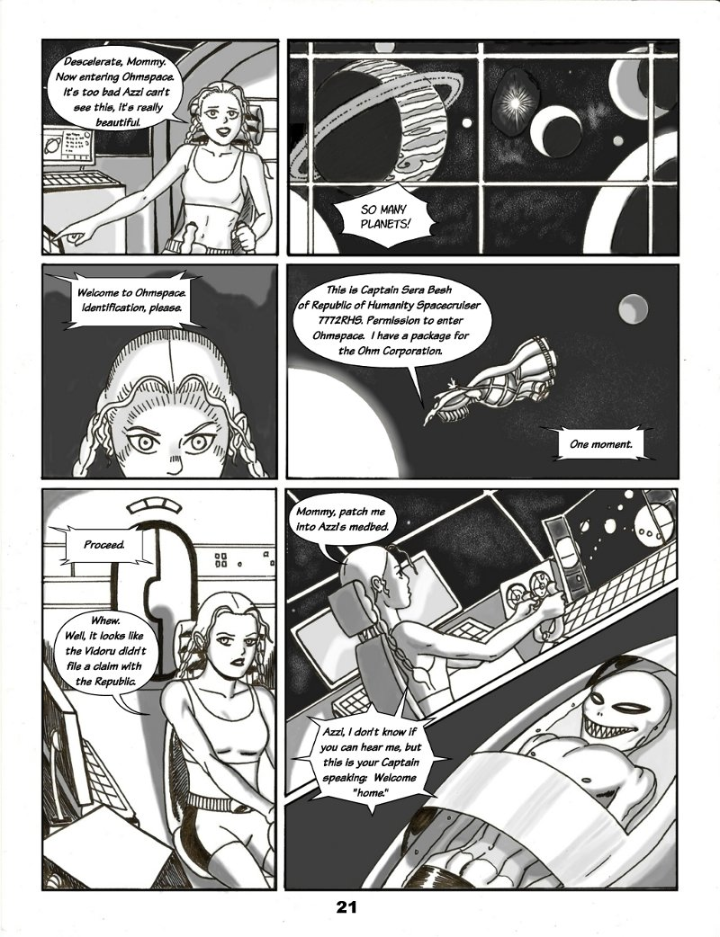 Foraken Stars Issue Two Page 21