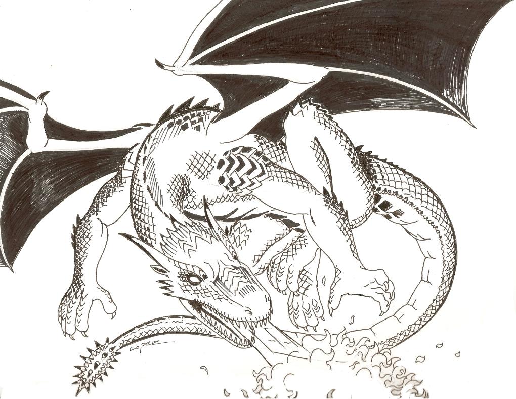 Matt's Dragon
