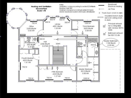 small resolution of second floor ventilation drawing ventilation and air filtration system