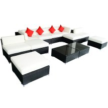 Outsunny 12pcs Deluxe Patio Sets