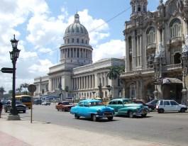 Das Capitolio in Havanna.
