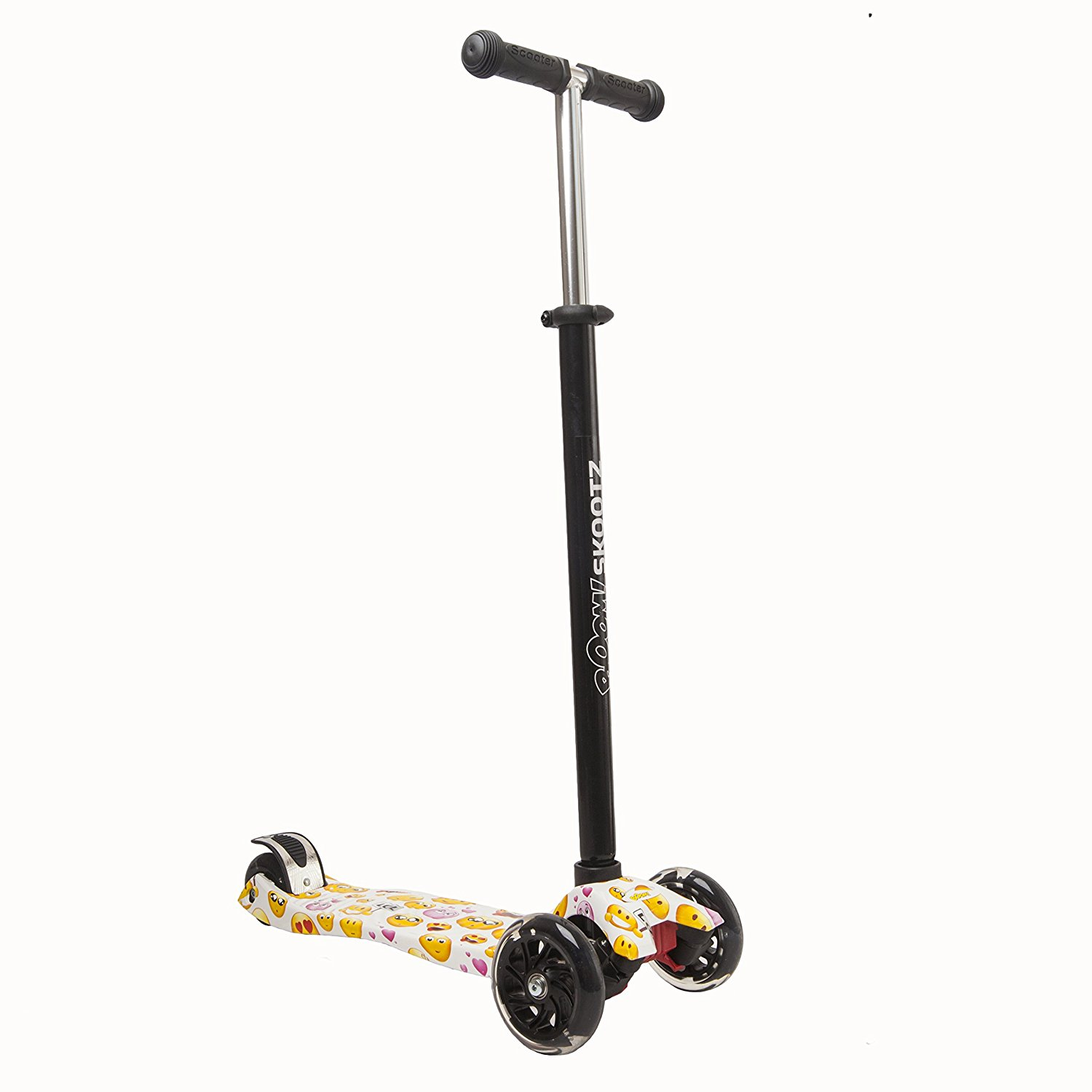 Deluxe 3 Wheel Maxi Scooter Review