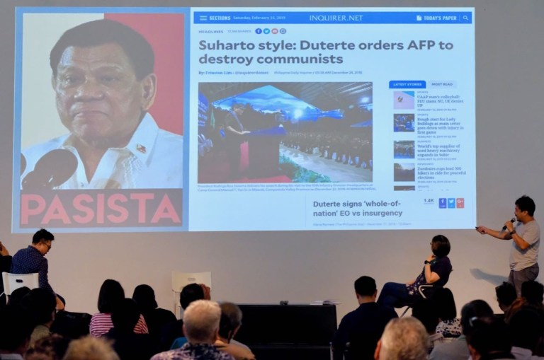 Democracy Southeast Asia FORSEA Philippines