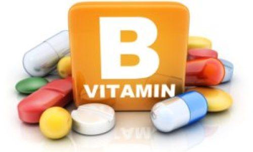 vitamin b complex image