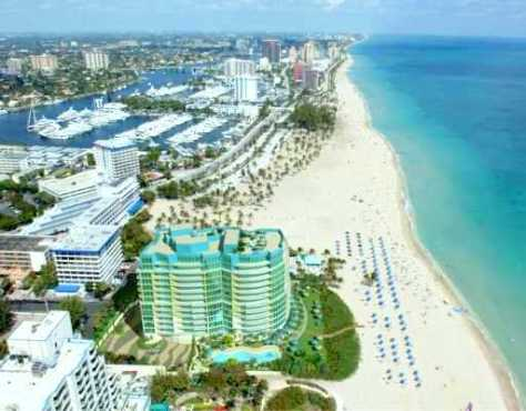 Oceanfront Luxury Condos Fort Lauderdale