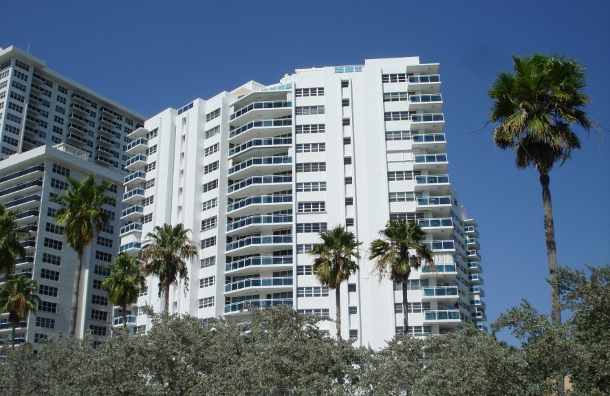 View of Commodore here on Galt Ocean Mile