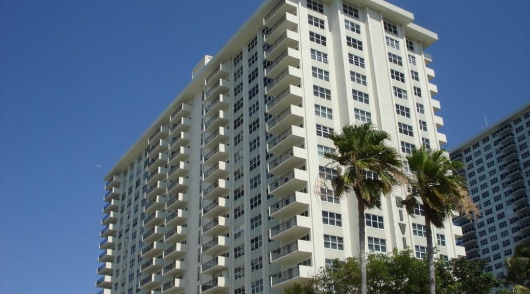 Ocean Riviera condominium Ft Lauderdale