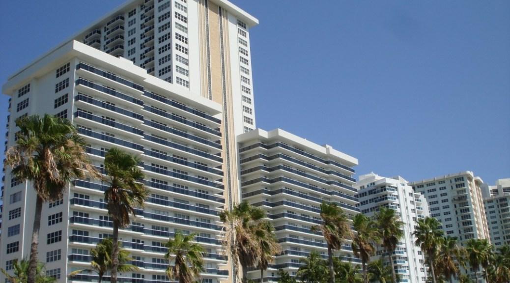 View of Playa Del Mar - Fort Lauderdale FL