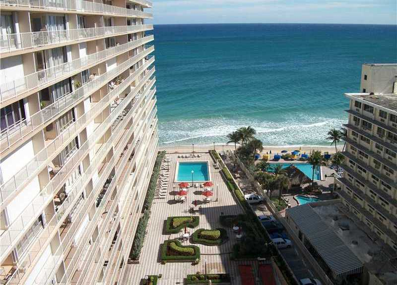 View from a condo recently sold in Galleon Fort Lauderdale - Unit 1502
