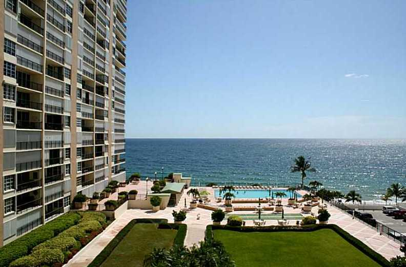 Views from a condo for sale here in Plaza South