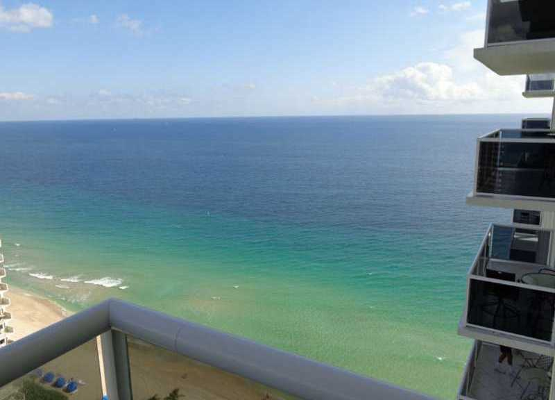 Views from a condo for sale in Playa del Sol Fort Lauderdale