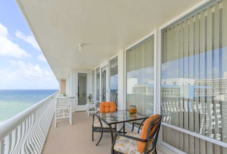 View Fort Lauderdale condo for sale here in Ocean Club
