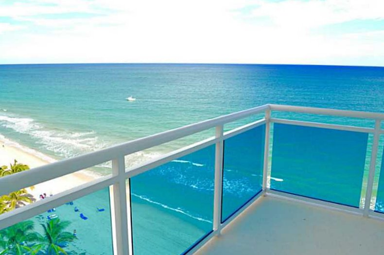 View of one of The Commodore condos for sale here in Fort Lauderdale