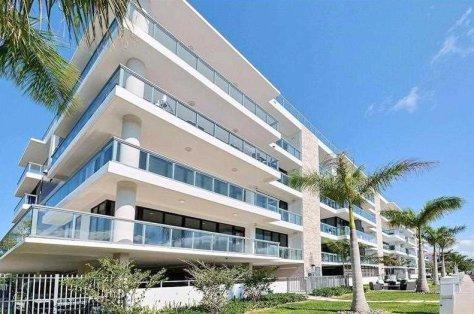 View of a luxury condo for sale in Aquavita Las Olas here in Fort Lauderdale