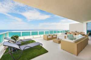View Luxury Fort Lauderdale condo offered for sale with owner financing