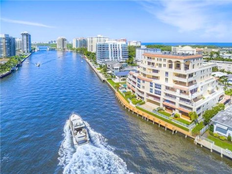 View Fort Lauderdale Intracoastal condos for sale
