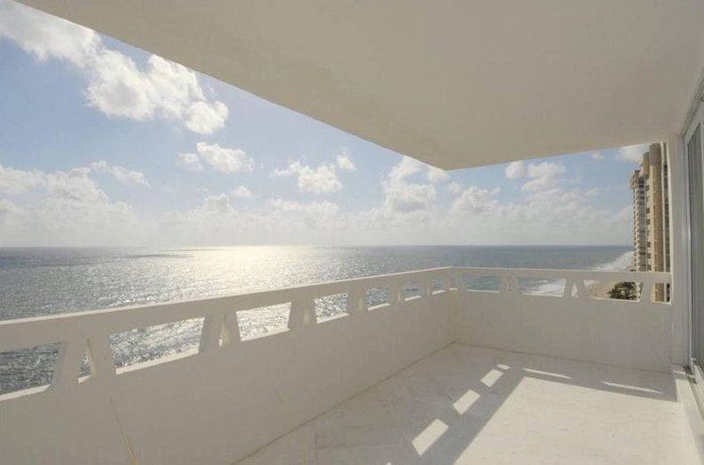 View from one of the Luxury Fountainhead condos for sale Fort Lauderdale