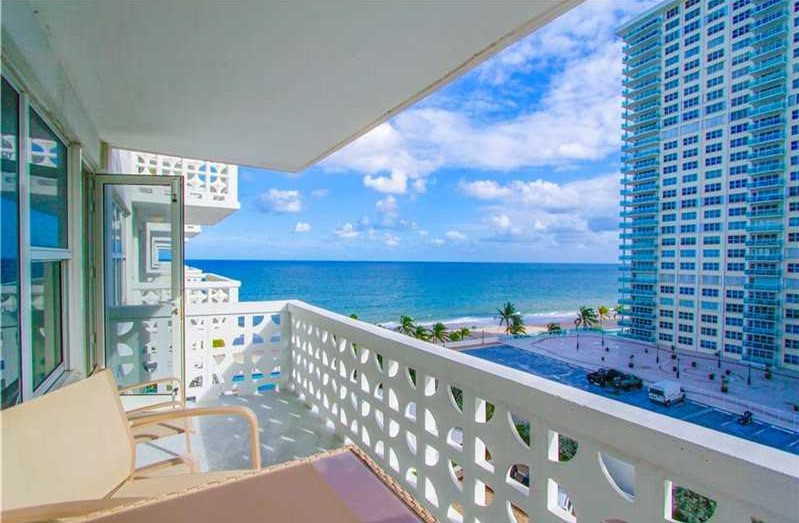 View Fort Lauderdale condo for sale Ocean Summit