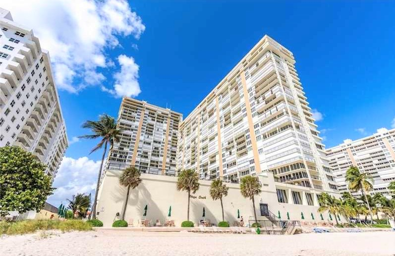 View Fort Lauderdale condo for sale sale Plaza South Galt Ocean Mile