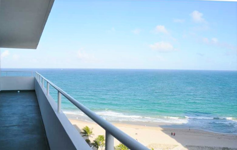 View Fort Lauderdale condo for sale Caribe Lauderdale by the Sea