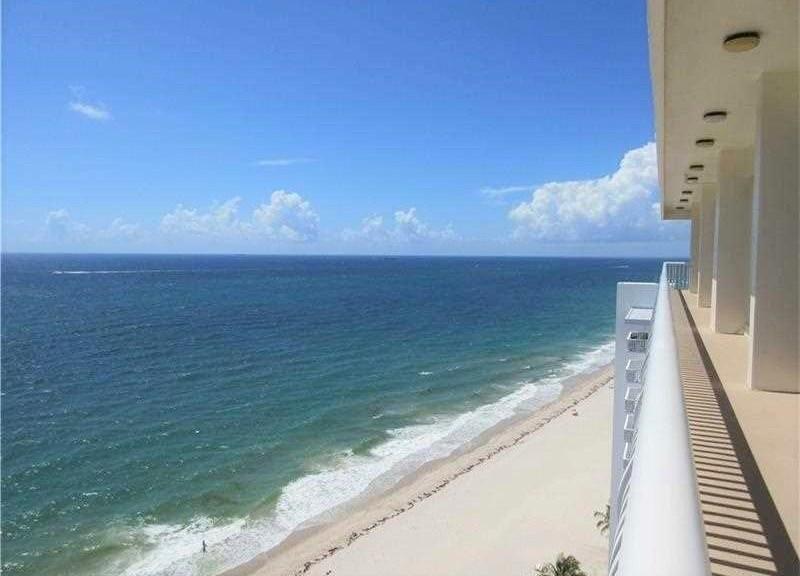 View Fort Lauderdale Oceanfront condo for sale Ocean Club Galt Ocean Mile