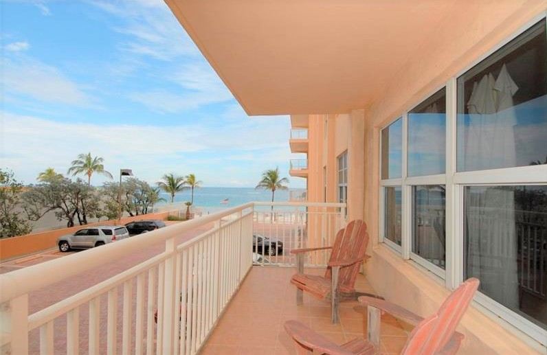 View Fort Lauderdale oceanfront condo for sale Regency Tower Galt Ocean Mile