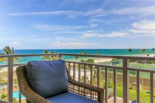 View Sea Ranch Lakes oceanfront condo for sale Fort Lauderdale