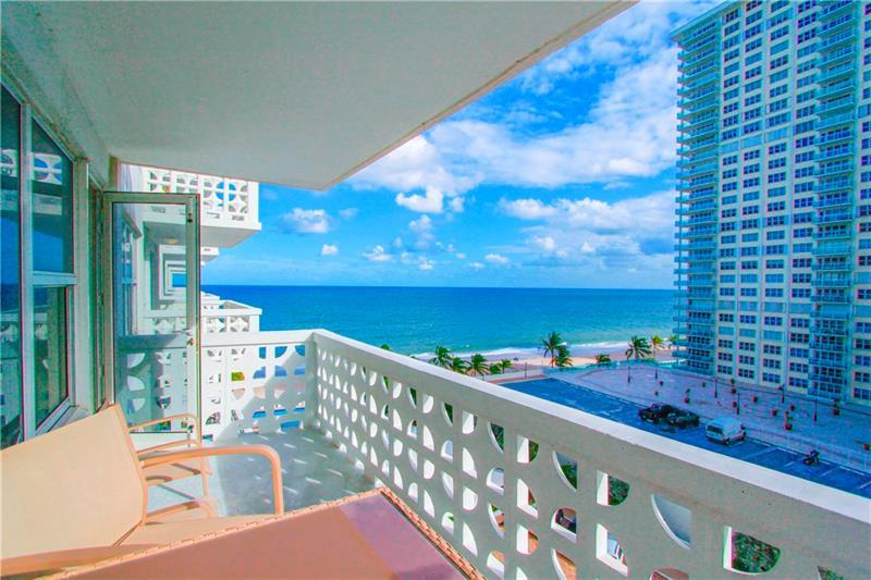 View Galt Ocean Mile condo for sale Ocean Summit Fort Lauderdale - Unit 810