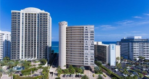 View The Galleon condominium Galt Ocean Mile Fort Lauderdale