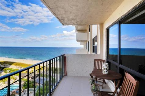 View Sea Ranch Club condo recently sold Lauderdale by the Sea - Unit 1404