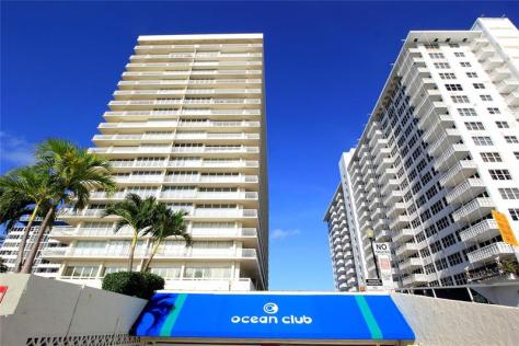 View Ocean Club Condominium -4020 Galt Ocean Dr, Fort Lauderdale, FL 33308