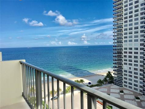 View Riviera Unit 1406 recently sold Galt Ocean Mile Fort Lauderdale