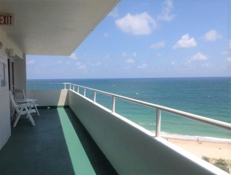 View Caribe condo Lauderdale by the Sea - Unit 1009 sold in 2017