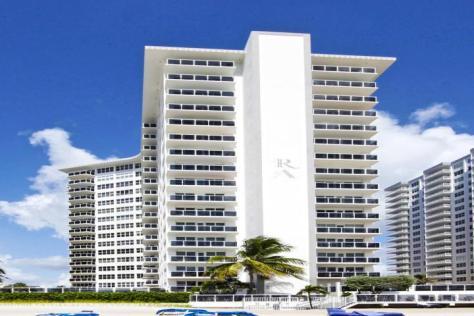 View Royal Ambassador condominium - 3700 Galt Ocean Drive Fort Lauderdale FL
