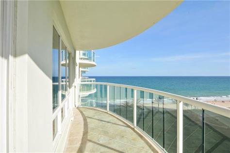 View 1 bedroom Galt Ocean Condo pending sale - Unit 708S