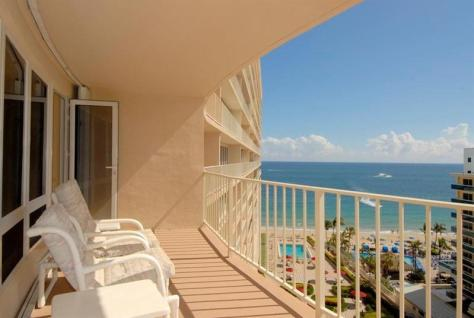 View 1 Bedroom Galt Ocean Mile condo recently sold - The Galleon Unit 1003