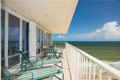 View 3 bedroom luxury Galt Ocean Mile condo recently sold The Galleon Fort Lauderdale