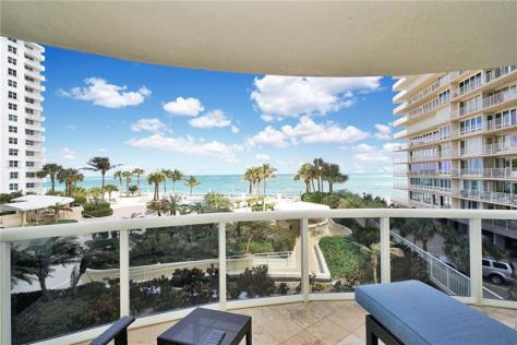 Ocean views Galt Ocean Mile condo just listed for sale L'Ambiance Fort Lauderdale