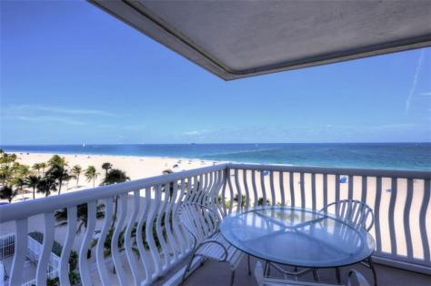 View 2 bedroom luxury Fort Lauderdale condo for sale