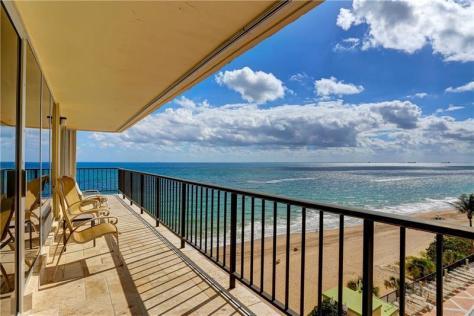 View 3 Bedroom Galt Ocean Mile condo recently sold
