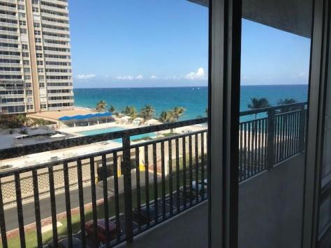View Galt Ocean Mile condo pending sale Plaza South Unit 4L