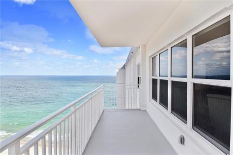View Galt Ocean Mile condo pending sale Regency Tower South Penthouse 2010